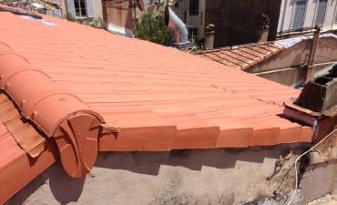 Accessoires d coration toiture - Desamianter une toiture ...