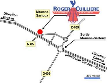 Roger cuilliere artisan couvreur sur le 06 mouans sartoux - Desamianter une toiture ...