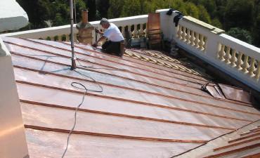 Couverture toiture Cuivre_2